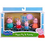 Peppa Pig Peppa and Family Pack
