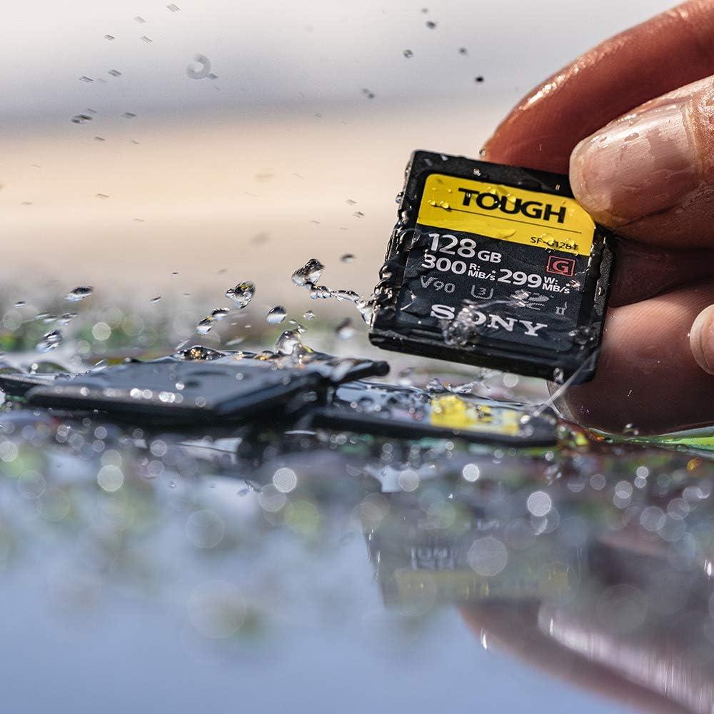 Sony SDXC Memory Card 128GB Class10 UHS-II corresponding SF-G128T