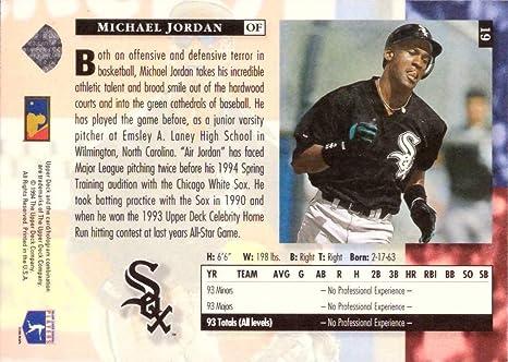 1994 Upper Deck Baseball #19 Michael