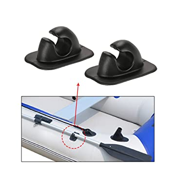YUHAIJIE 2 unids Paddle Clips Remo Remo Polo Paddle Clips Holder ...