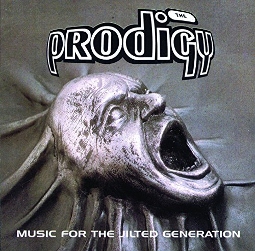 The Prodigy: Music for the jilted generation by XL Recordings