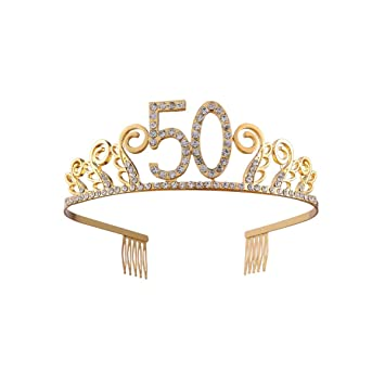 Moda Tiaras y coronas de cumpleaños de diamantes de ...