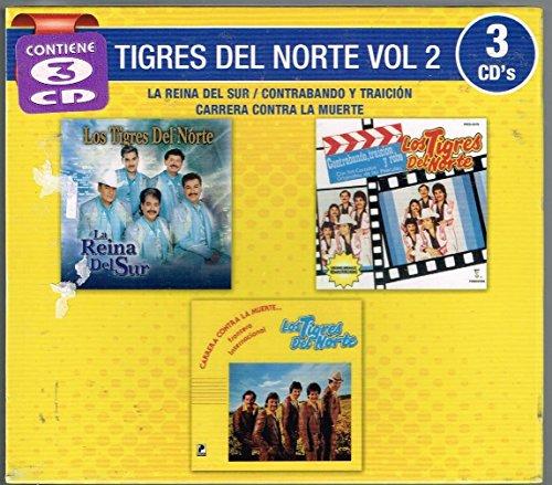 Los Tigres Del Norte - Los Tigres Del Norte Vol.2 [3 Cd