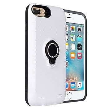 Adirigo Funda Bateria para iPhone 6 Plus/6s Plus, [3700mAh] Carcasa Bateria Externa Recargable Portatil Protector Cargador Power Bank Case para Apple ...