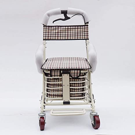 Amazon.com: Carro de la compra antiguo, carro para hombre ...
