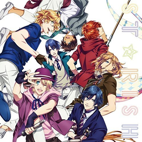 Starish - Uta No Prince-sama Maji Love Revolutions (Anime) Outro Theme: Maji Love Revolutions [Japan CD] KICM-3287 by ST RISH (2015-04-08)