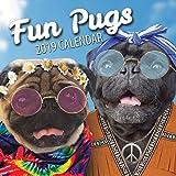 Fun Pugs 2019 Pug Wall Calendar