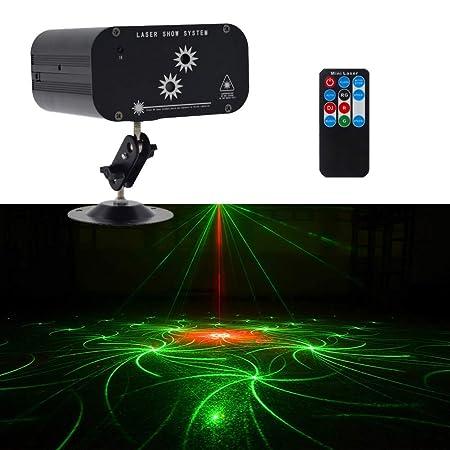 Luces para proyectores de discoteca, luces de fiesta ...