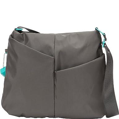 7f4de32971b9 Amazon.com | Hedgren Eve-Square Shoulder Bag, Castle Rock ...
