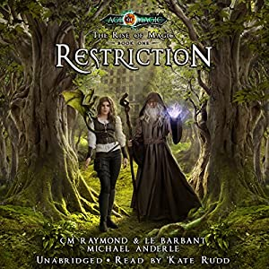 Restriction Audiobook