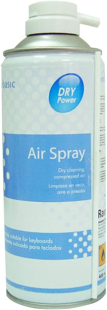 Rainbow Air Spray, 400ml - Kit de Limpieza para Ordenador ...