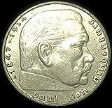 1936-1939 Silver 2 Reichsmark