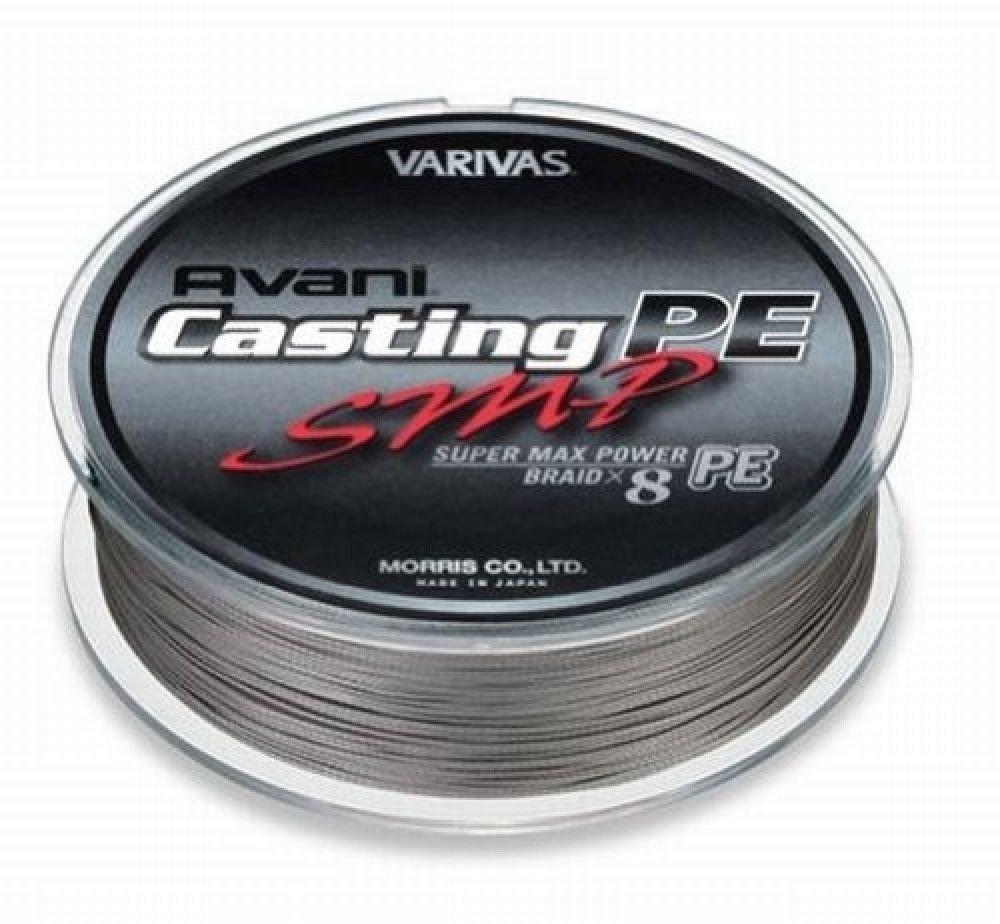 Morris VARIVAS AVANI Casting PE line SMP Super Max Power #3 Max 50lb 600m 8 BRAIDED by Varivas