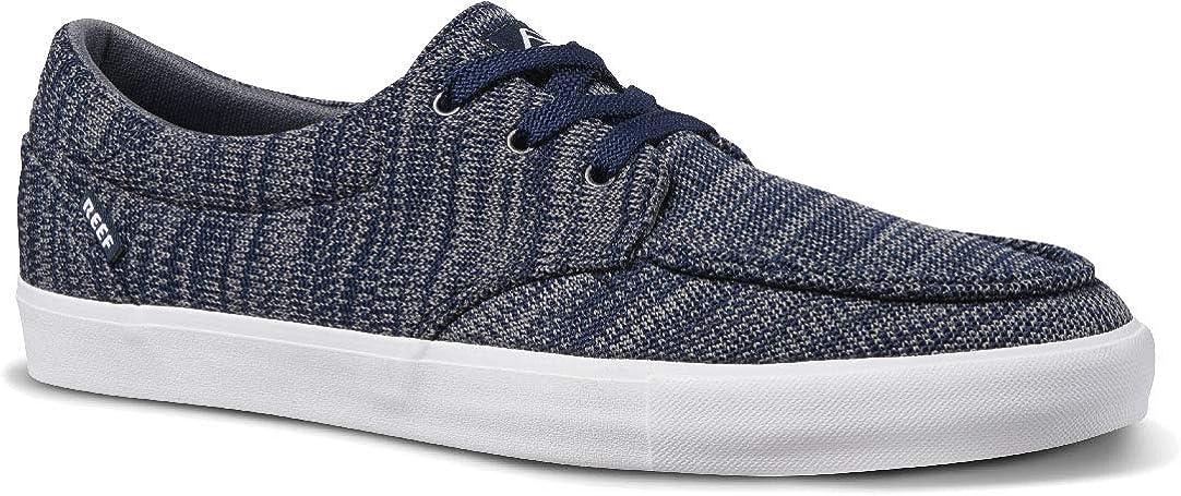 millenniumpaintingfl.com Reef Mens Deckhand 3 Tx Skate Shoe Shoes ...