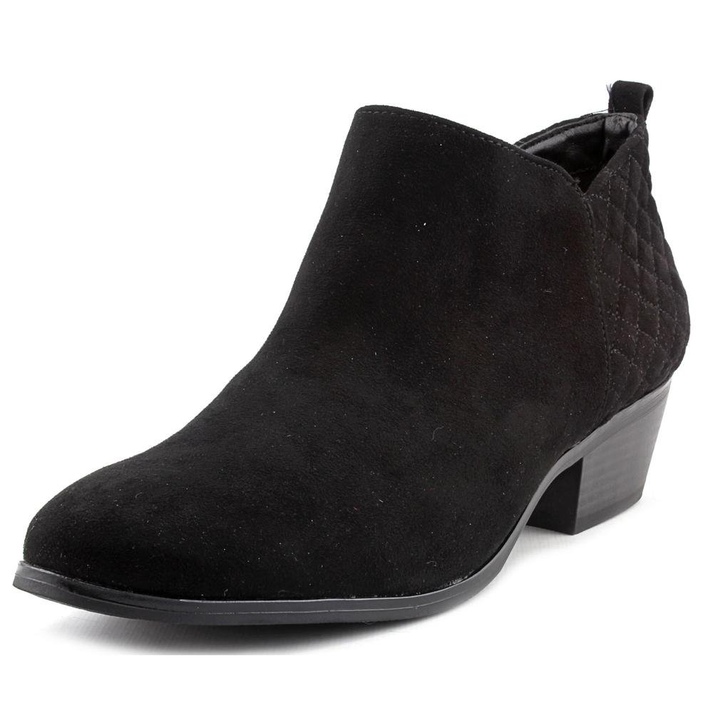 Style & Co Wessley Women US 8 Black Bootie by Style & Co.