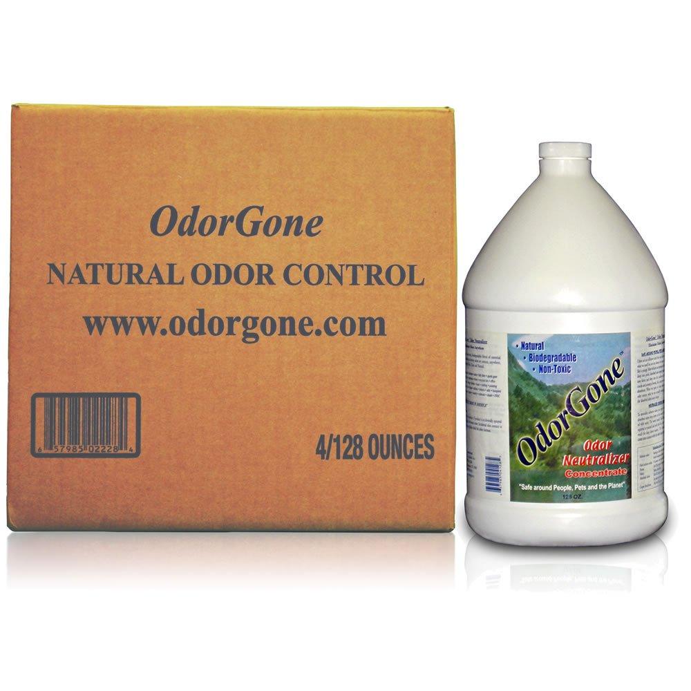 OdorGone® Household Odor Neutralizer 1 gallon 4 CASE