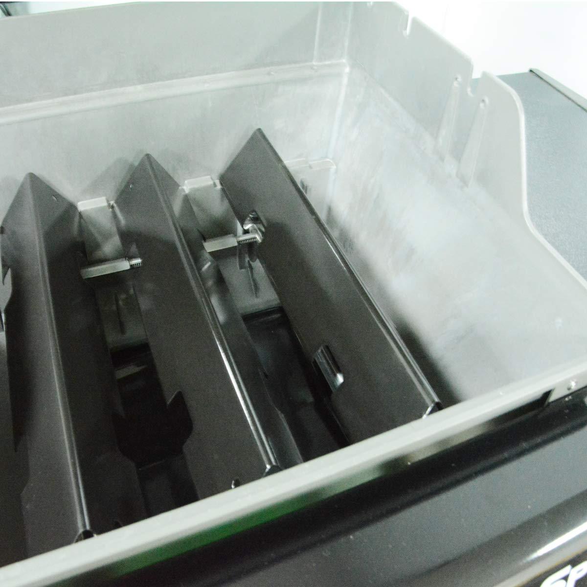 onlyfire Porcelain Enameled Flavorizer Bar for Weber Spirit II and Spirit II LX 200 Series Gas Grill