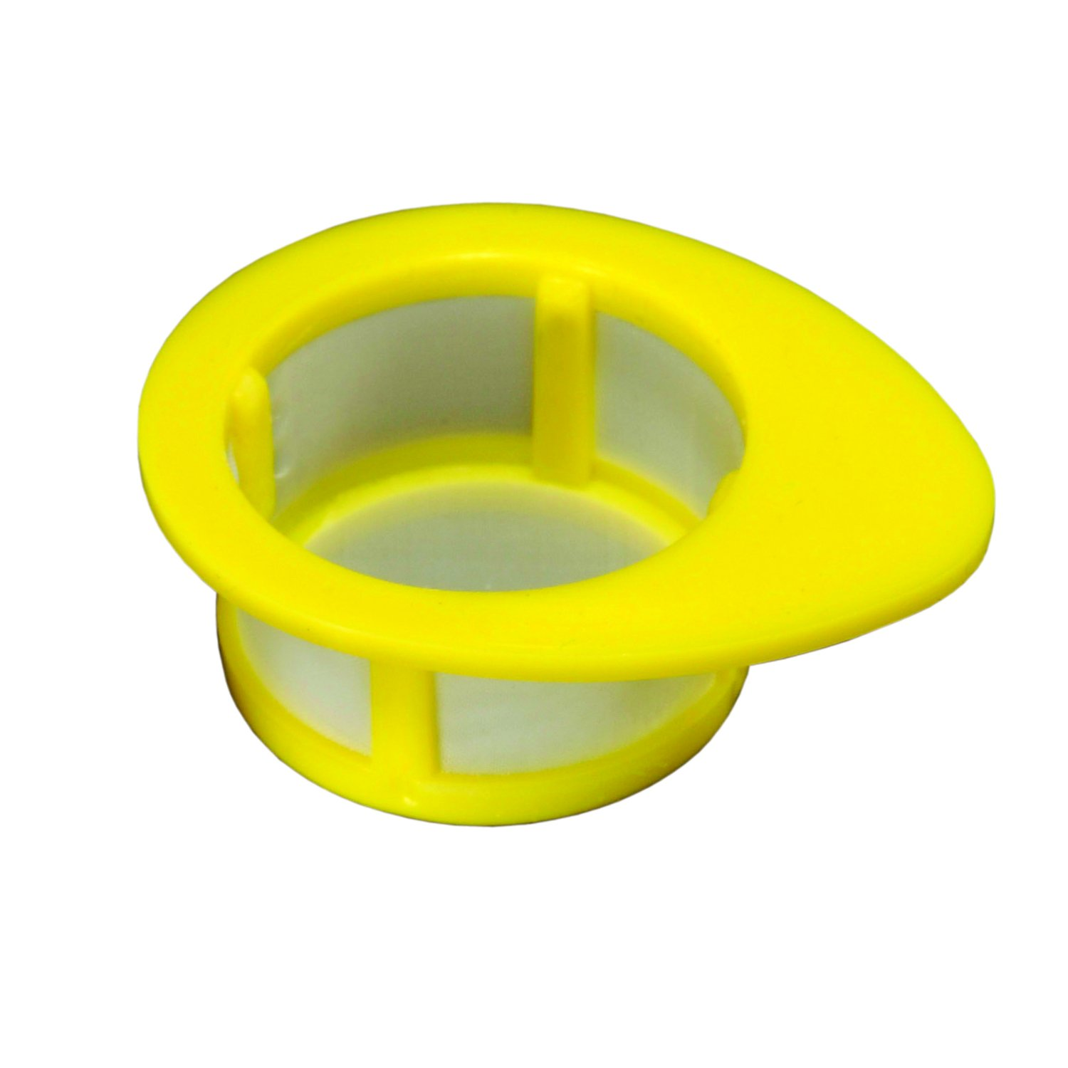 Argos Technologies CS100 Cell Strainers 100 micrometer Pore Size Individually Wrapped Sterile Yellow Case of 50