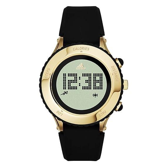 adidas Reloj Digital para Mujer de Cuarzo con Correa en Silicona ADP3191: Amazon.es: Relojes