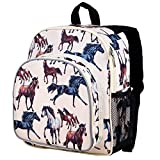 Horses Dreams Pack 'n Snack Backpack