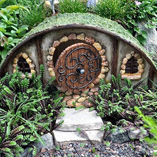 Hobbit House for Miniature Garden, Fairy Garden by Marshall Home and Garden (Image #2)
