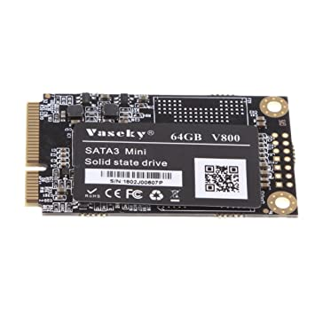 Non-brand MSATA SSD Unidad De Estado Sólido Mini-SATA Interno De ...