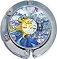 Sun and Moon Foldable Purse Hanger PH9030