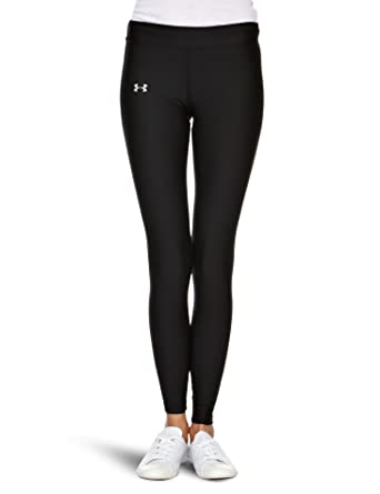 under armour women. under armour women\u0027s coldgear compression leggings , x-small, black/silver women