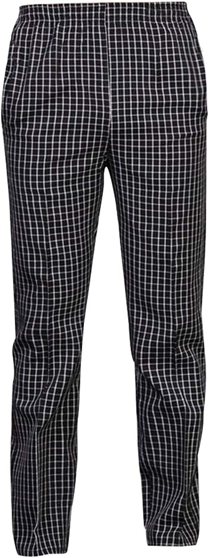 KESOTO Pantaloni Da Cucina Cucina Catering Poliestere Baggy Chef Pantaloni Uniforme Da Lavoro 6 Modelli 6 Taglie Opzionale