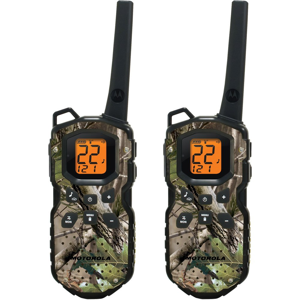 Motorola MS355R FRS Waterproof 2-Way 35-Mile Radio, Camo
