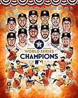 "Houston 2017 WS Champions Collage 8"" x 10"" Baseball Photo"