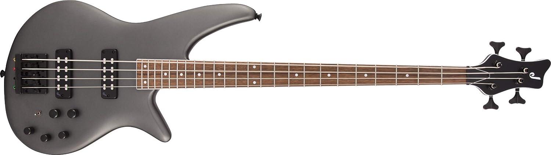 Jackson X Series Spectra IV - Guitarra bajo (grafito satinado)