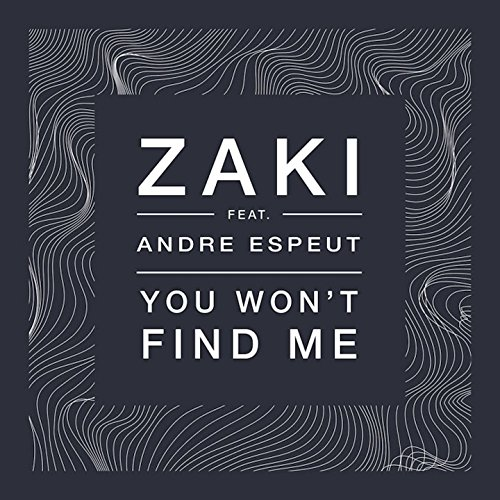 You Won't Find Me (feat. Andre Espeut) [Warehouse Instrumental - Find Warehouse