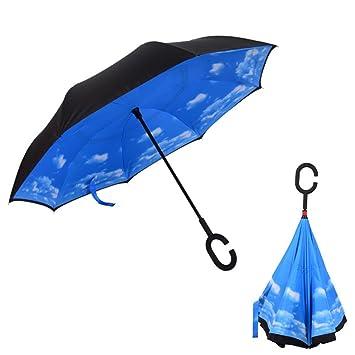 alquar paraguas invertido Sky