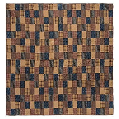 VHC Brands Patriotic Patch Quilts