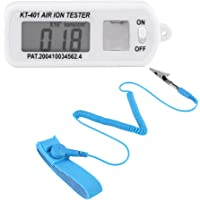 Air Ion Tester Meter Counter for Negative Air Ion Generator with a Necklace
