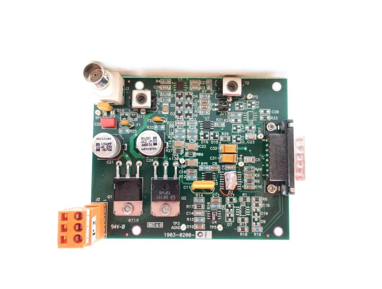 Teledyne 1903-0200-01 Pcb Circuit Board Controls