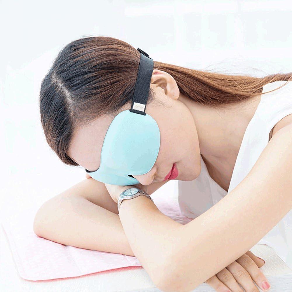 Profil/é et confortable de sommeil Yeux masques pour homme et femme enfants Masque de sommeil avec bouchons doreille gratuit 3/paires