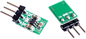 TD-ELECTRO 2 in 1 DC DC Step-Down & Step-Up Converter 1.8V-5V to 3.3V Power WiFi Bluetooth ESP8266 HC-05 CE1101 LED Module