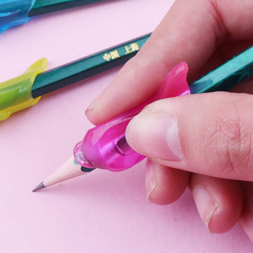 98ea58ae9366 Shulaner Bleistift Griffe Ergonomischer Stiftehalter Soft Bleistift ...
