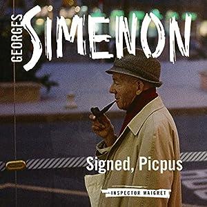 Signed, Picpus Audiobook
