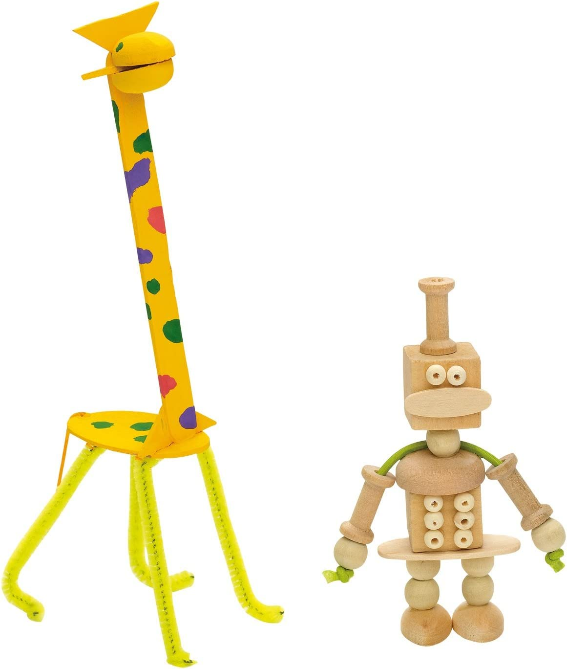 Creativity for Kids Classic Wood Crafts