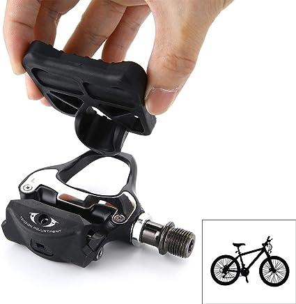 Lanbinxiang@ 1 par de Bicicleta de Carretera SPD-SL Pedal de ...