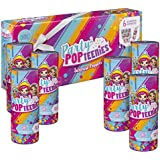 Party Popteenies – Party Pack – 6 Surprise Popper Bundle Confetti, Collectible Mini Dolls Accessories Ages 4 up (Styles Vary)