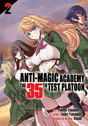 anti-magic academy: the 35th test platoon episode 7