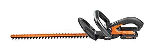 WORX WG255.1 20V Cordless Hedge Trimmer