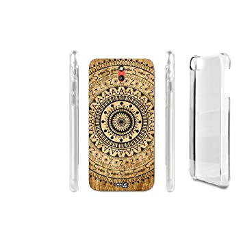FUNDA CARCASA EFECTO MADERA RUOTA INDIAN PARA HTC DESIRE 610 ...