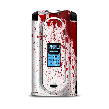 Amazon com: IT'S A SKIN Decal Vinyl Wrap for VooPoo VMate