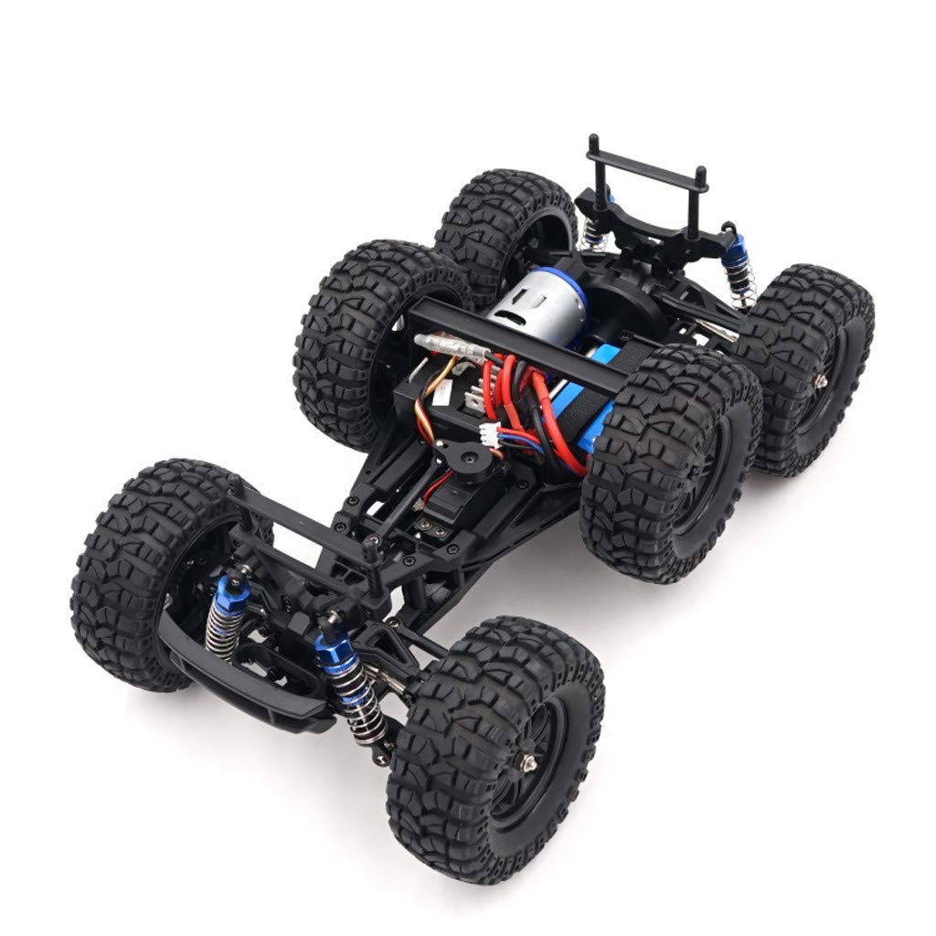 Hot  Wl 540 Brush Motor RC Off-Road Car 1:12 2.4G 4WD 60km/h High Speed Radio Remote Control Car Racing, RC Car Toys for Kids Age 8+ (red) by Hisoul (Image #8)