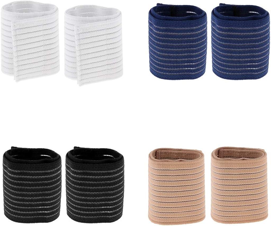 Portable /& Durable IPOTCH 2 Paar Elastische Handgelenksschlaufe Unterst/ützung Sport Handschutz Bandage Straps Guard